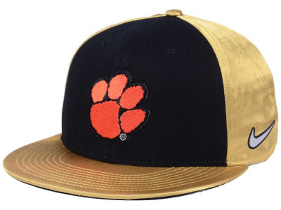 Clemson Tigers Nike NCAA National Champs Locker Room Player Snapback Cap