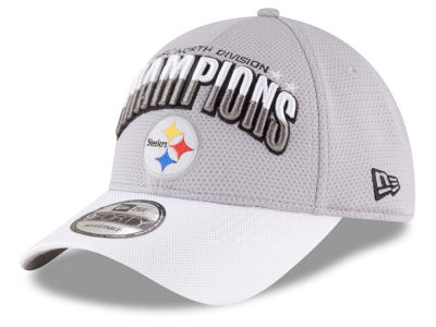 Pittsburgh Steelers New Era NFL 2016 Division Champs 9FORTY Cap