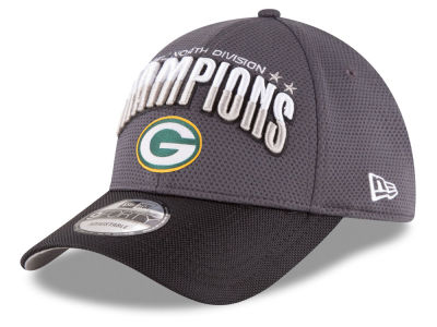 Green Bay Packers New Era NFL 2016 Division Champs 9FORTY Cap