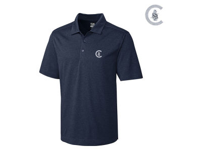 Chicago Cubs Cutter & Buck MLB Men's Coop DryTec Polo