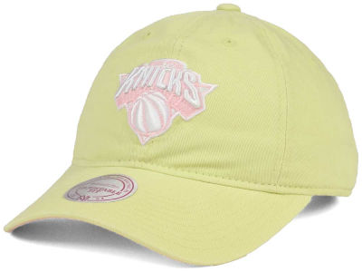 527a58c7 Mitchell & Ness New York Knicks Dad Hats & Caps - Adjustable ...