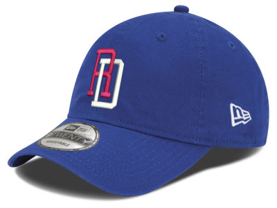 Dominican Republic New Era 2017 World Baseball Classic 9TWENTY Strapback Cap