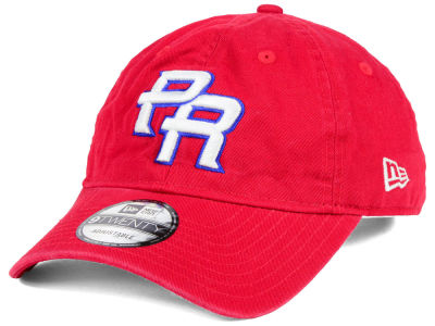 Puerto Rico New Era World Baseball Classic 9TWENTY Cap