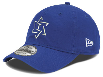 Israel New Era 2017 World Baseball Classic 9TWENTY Strapback Cap