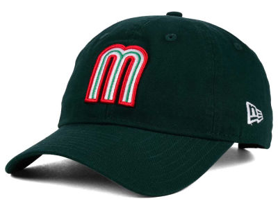 835ed78f460 Mexico New Era 2017 World Baseball Classic 9TWENTY Strapback Cap