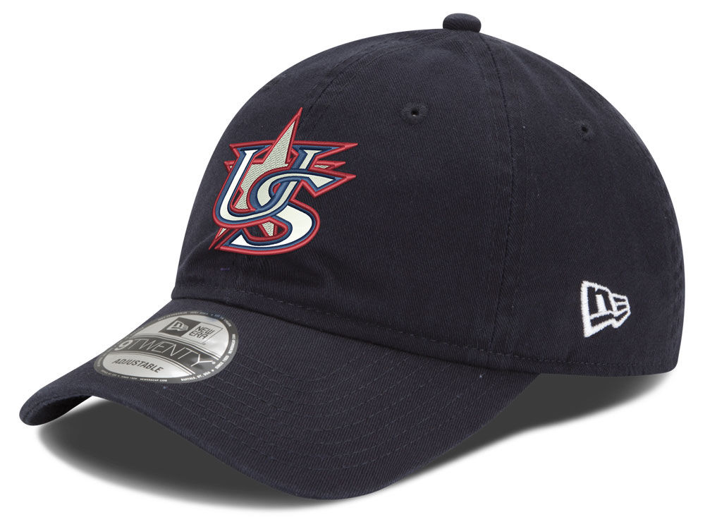 USA New Era 2017 World Baseball Classic 9TWENTY Strapback Cap 49f33fbce51