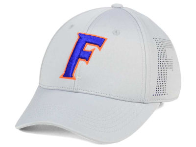 Florida Gators Top of the World NCAA Light Gray Rails Flex Cap