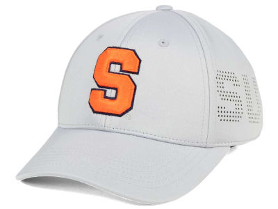 Syracuse Orange Top of the World NCAA Light Gray Rails Flex Cap