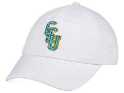 Coastal Carolina Chanticleers Top of the World Women's White Glimmer Cap