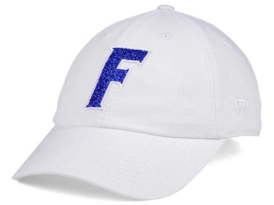 Florida Gators Top of the World Women's White Glimmer Cap