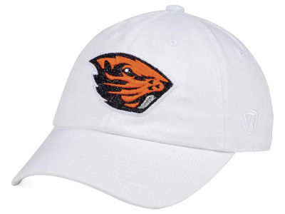 Oregon State Beavers Top of the World Women's White Glimmer Cap