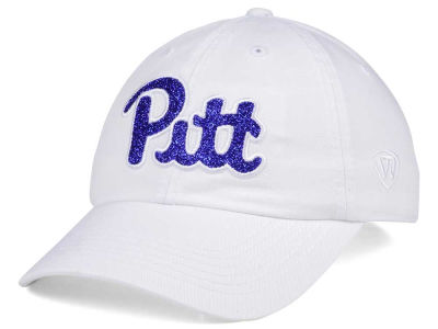 Pittsburgh Panthers Top of the World Women's White Glimmer Cap