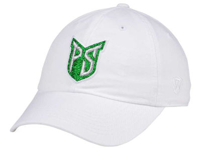 new style 1302f de920 ... authentic portland state vikings top of the world womens white glimmer  cap 3d0f7 a343e