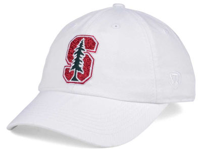 Stanford Cardinal Top of the World Women's White Glimmer Cap