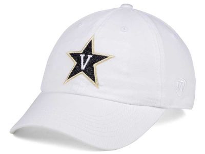 Vanderbilt Commodores Top of the World Women's White Glimmer Cap