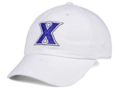 Xavier Musketeers Top of the World Women's White Glimmer Cap