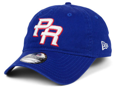 Puerto Rico New Era 2017 World Baseball Classic 9TWENTY Strapback Cap