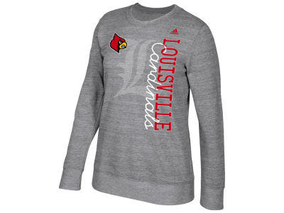 Louisville Cardinals adidas NCAA Women's Color Merge Crew