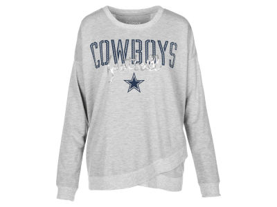 Dallas Cowboys NFL Women's Helen Crew Sweatshirt