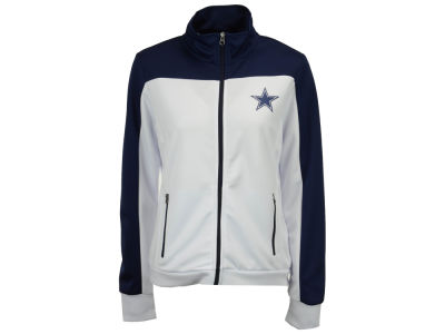 Dallas Cowboys NFL Women's Play Maker Track Jacket