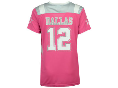 Dallas Cowboys NFL Women's Friar Jersey