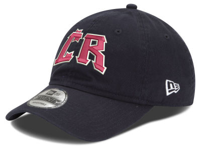 Czech Replublic New Era 2017 World Baseball Classic 9TWENTY Strapback Cap