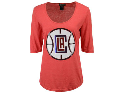 Los Angeles Clippers Gameday Couture NBA Women's Gameday T-Shirt