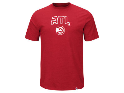Atlanta Hawks NBA Men's Established Position T-Shirt