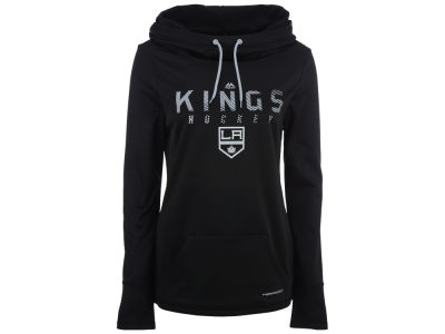 Los Angeles Kings Majestic NHL Women's Trapezoid Fleece