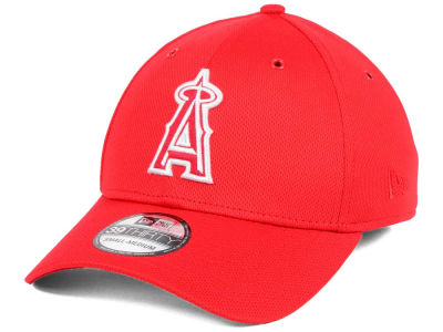 Los Angeles Angels New Era MLB Leisure 39THIRTY Cap