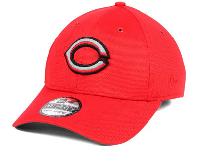 Cincinnati Reds New Era MLB Leisure 39THIRTY Cap