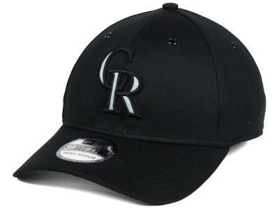 Colorado Rockies New Era MLB Leisure 39THIRTY Cap