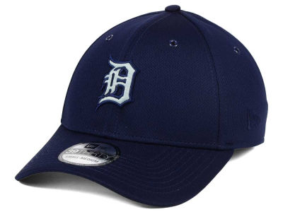 Detroit Tigers New Era MLB Leisure 39THIRTY Cap