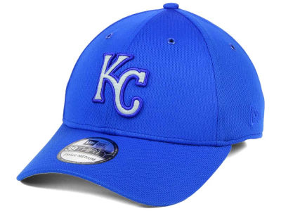 Kansas City Royals New Era MLB Leisure 39THIRTY Cap