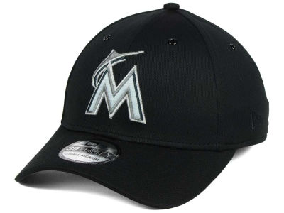 Miami Marlins New Era MLB Leisure 39THIRTY Cap