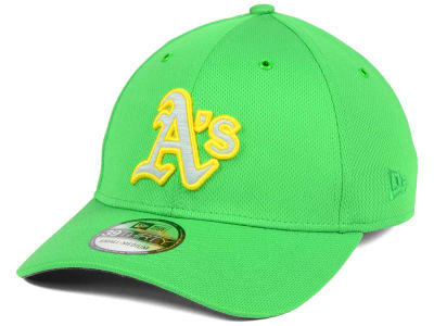 Oakland Athletics New Era MLB Leisure 39THIRTY Cap