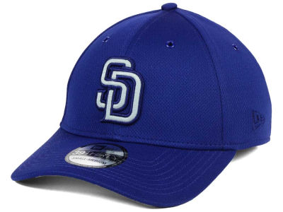 San Diego Padres New Era MLB Leisure 39THIRTY Cap
