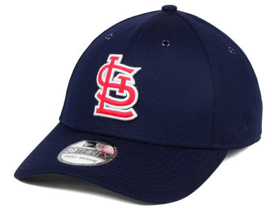 St. Louis Cardinals New Era MLB Leisure 39THIRTY Cap