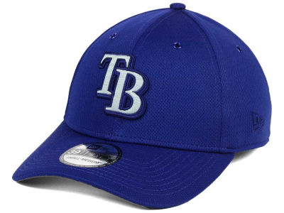 Tampa Bay Rays New Era MLB Leisure 39THIRTY Cap