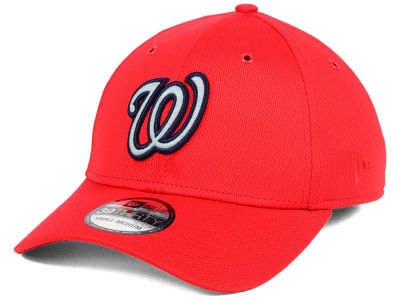 Washington Nationals New Era MLB Leisure 39THIRTY Cap