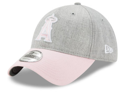 Los Angeles Angels New Era MLB Perfect Pastel 9TWENTY Strapback Cap
