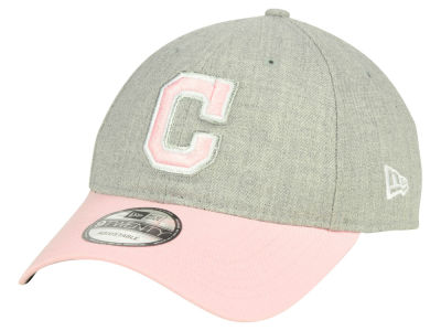 Cleveland Indians New Era MLB Perfect Pastel 9TWENTY Strapback Cap