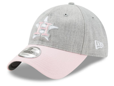 Houston Astros New Era MLB Perfect Pastel 9TWENTY Strapback Cap