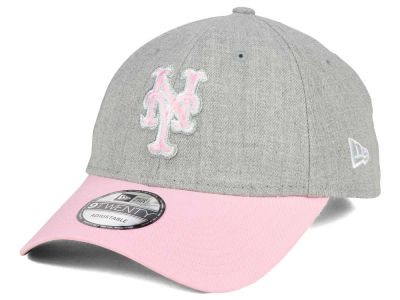 New York Mets New Era MLB Perfect Pastel 9TWENTY Strapback Cap