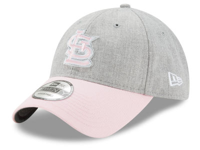 St. Louis Cardinals New Era MLB Perfect Pastel 9TWENTY Strapback Cap