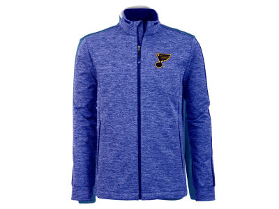 St. Louis Blues Antigua NHL Men's Golf Jacket