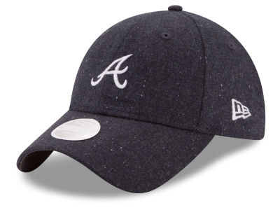 Atlanta Braves New Era MLB Speckle Nep 9TWENTY Cap