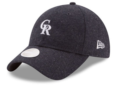Colorado Rockies New Era MLB Speckle Nep 9TWENTY Cap