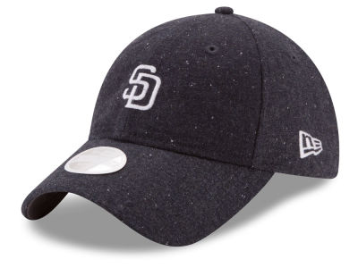 San Diego Padres New Era MLB Speckle Nep 9TWENTY Cap