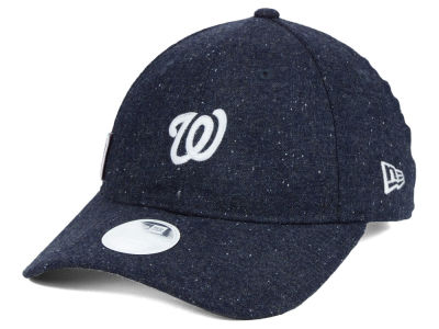 Washington Nationals New Era MLB Speckle Nep 9TWENTY Cap